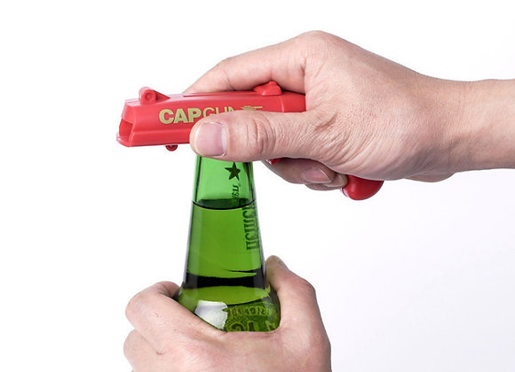 מוצרי פרסום לקיץ פותחן בקבוקים בצורת אקדח
