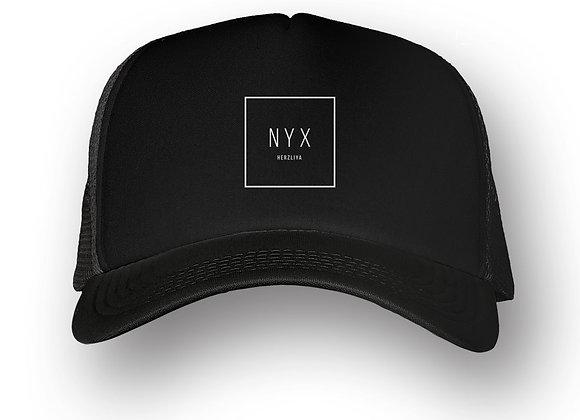 כובע רשת ממותג לבתי מלון