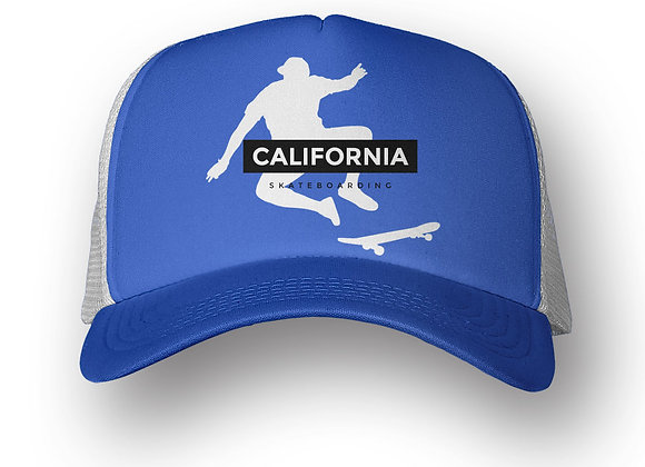 CALI כובע רשת ממותג