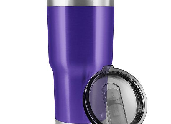 כוס תרמית מעוצבת עם מכסה