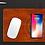 Thumbnail: פד לעכבר עם משטח טעינה אלחוטי