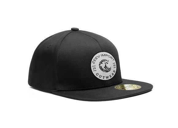 כובע בייסבול מצחייה עם אריגה