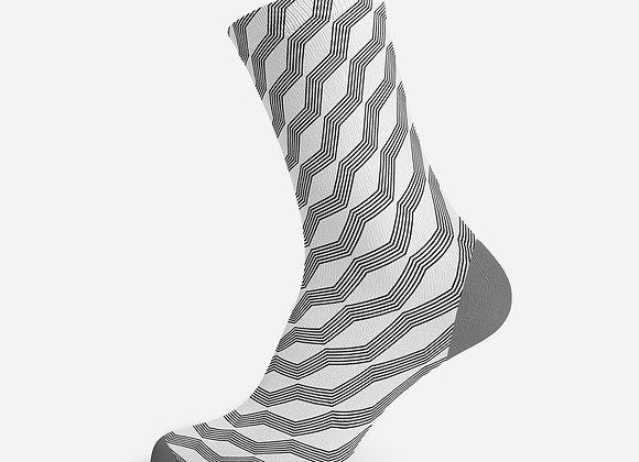 אריגה על גרביים בהתאמה אישית