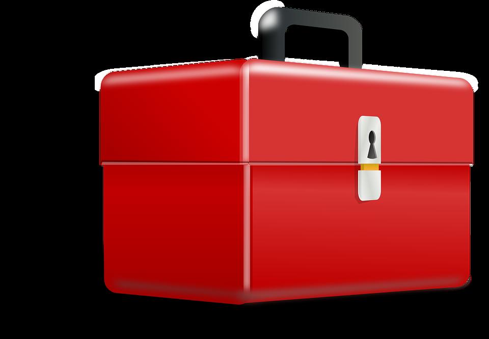 ארגז כלים ובו כלים רבים ושימושיים יותר יספקו אפשרויות מכירה מגוונות ורבות יותר עבור בית העסק