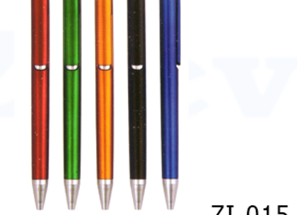 ZI-015 עט כדורי מתאים להדפסה ומיתוג