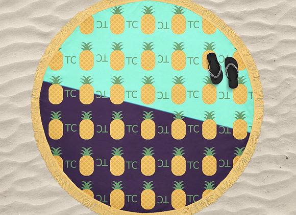 מגבות חוף ממותגות