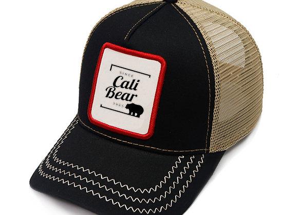 CALIBEAR כובע רשת ממותג