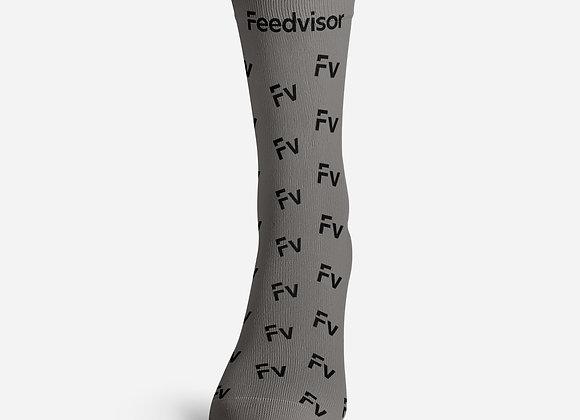 גרביים ארוגות בעיצוב אישי