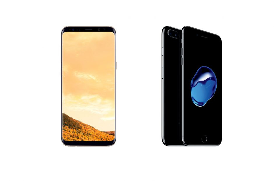 """אייפון 7 פלוס וסמסונג גלקסי 8 פלוס - מכשירים יקרים שעבורם ההוזלה צפויה להיות גדולה יותר ולהגיע עד 800 ש""""ח"""