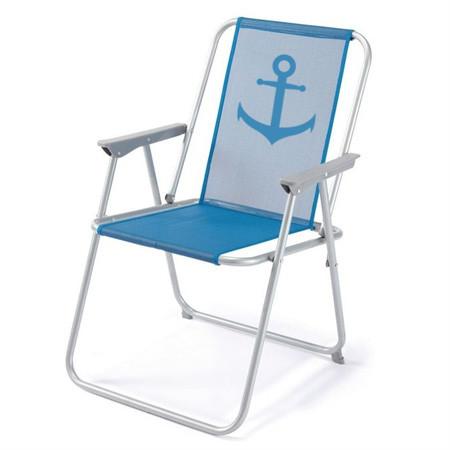 הדפסה על כיסא חוף ים