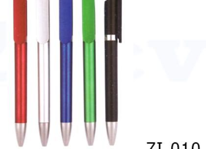 ZI-010 עט כדורי מתאים להדפסה ומיתוג
