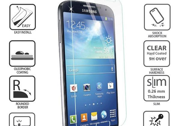 Samsung S4 מגן זכוכית לגלקסי