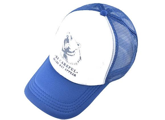 כובע רשת ממותג