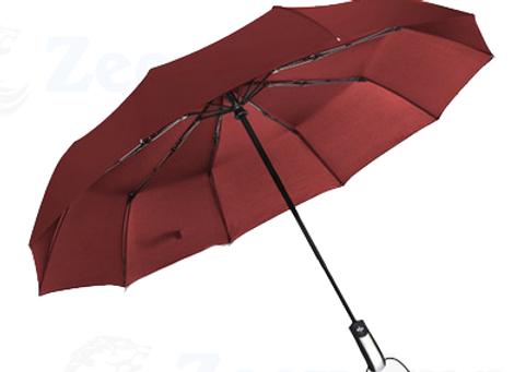 מטריה אוטומטית עם כפתור פתיחה וסגירה יוקרתית