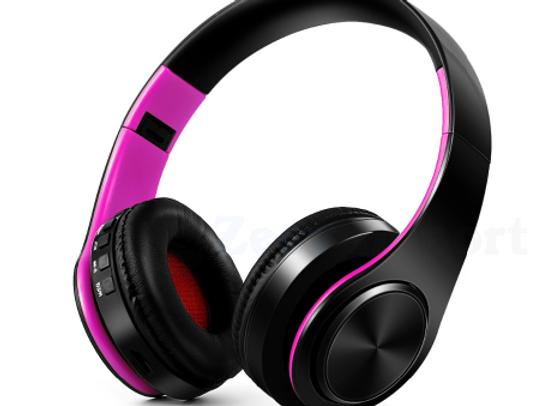 HEADPHONES ZT-422  אוזניות בלוטוס אלחוטיות דגם