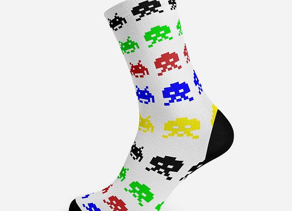 גרביים ממותגות פיקסל ארט