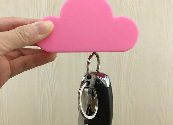 מחזיק מפתחות מגנטי בצורת ענן