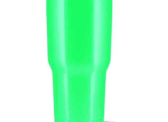 ספל תרמי מעוצב בצבע ירוק