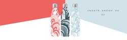 בקבוק תרמי בעיצובים מרהיבים