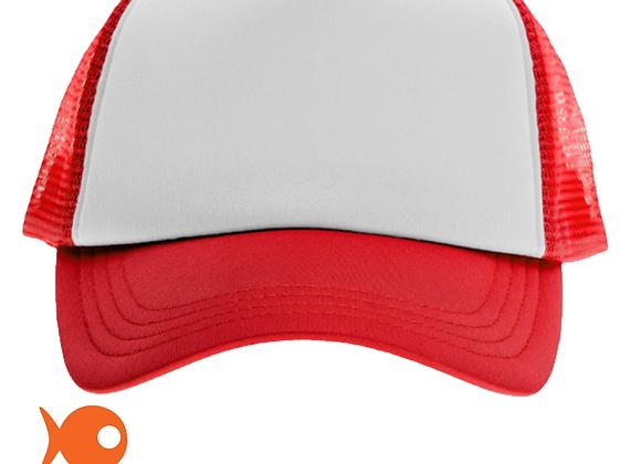 GUPPY כובע רשת איכותי עם הדפסה