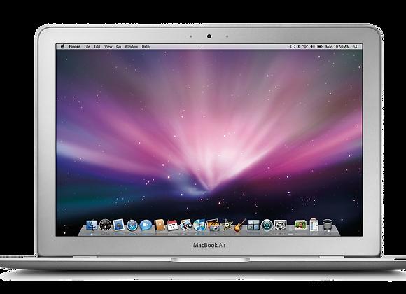 "Macbook Air 11"" 128GB מחשב נייד מקבוק אייר"