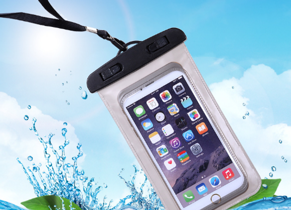 Smartphone Waterproof Bag כיסוי נגד מים לסלולר