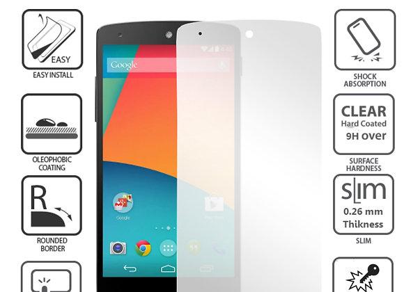 LG NEXUS 5 מגן זכוכית לנקסוס