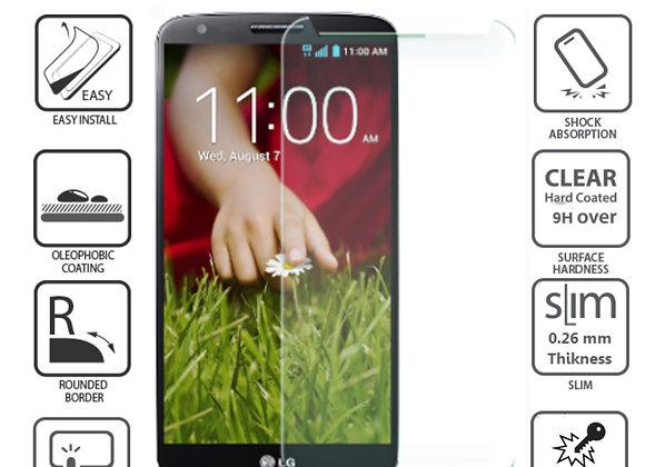 LG G2 מגן זכוכית ל