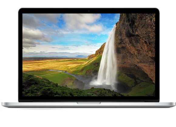 "Macbook Pro with Retina 13"" 2.7GHz 256GB מחשב נייד"
