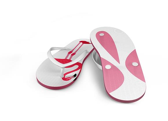 נעלי אצבע ממותגים פלמינגו