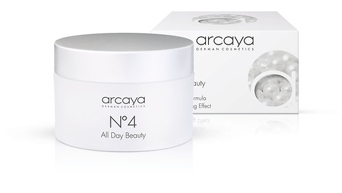 N°4 All Day Beauty    Revitalisierende Tagescreme mit DNA-Schutz