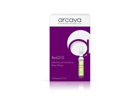 ResQ10  Zellschützendes Coenzym Q10 für ein perfektes Hautbild