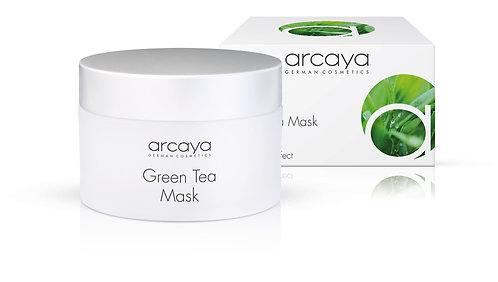 Green Tea Mask    Pflegemaske für Energie und Jugendlichkeit