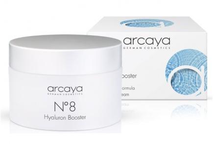N°8 Hyaluron Booster    Perfekte Feuchtigkeit für jede Haut