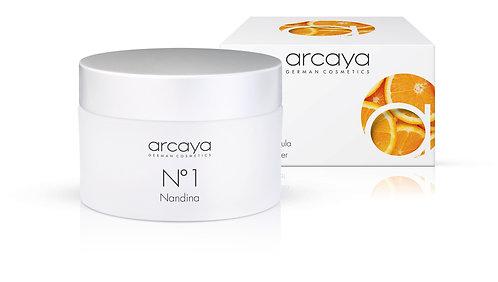 N°1 Nandina    Cremeformel mit konzentriertem Vitamin C