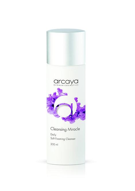 Cleansing Miracle  Sanft schäumendes Reinigungsgel für jede Haut.