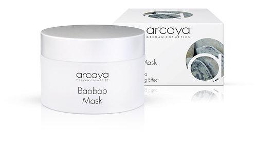 Baobab Mask   Vitamin Nährmaske für trockene Haut