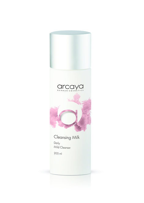 Cleansing Milk  Zarte Reinigungsmilch für jede Haut.