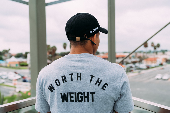 Worth The Weight Tee