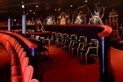 Royal Lyceum theatre seats