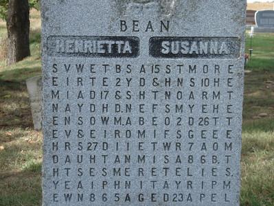 Mezar Taşındaki Sır