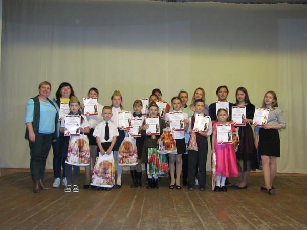 Отчет - I сельский конкурс литературного, художественного творчества «Память поколений»