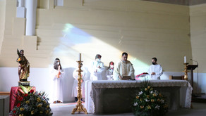 São Julião recordado em oração