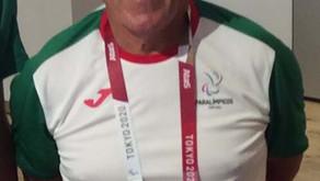 João Amaral eleito treinador do ano de Atletismo Adaptado