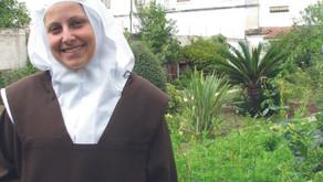 Clara Domingos em entrevista ao Notícias da Beira Jovem mangualdense fez os primeiros votos na Ordem