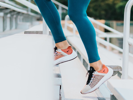 Progression of Ankle Sprain Training