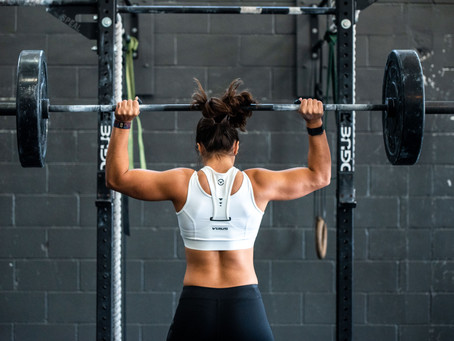 Overhead Shoulder Pain: Proper Movement & Building Strength