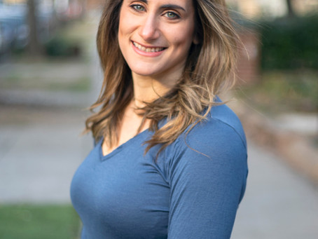 Welcome Ariella: Our New Physical Therapist & Pelvic Floor Specialist!