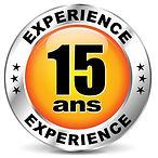 15 d'éxpérience en gestion de la relation client