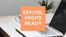 EFFITEL #RGPD Ready